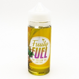 FRUITY FUEL<br>100 ML The Yellow Oil